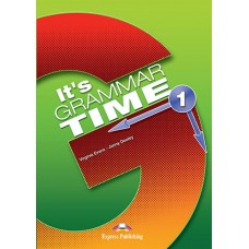 It's Grammar Time 1 Student's Book