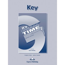 It's Grammar Time 2 - Key