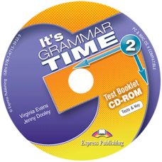 It's Grammar Time 2 - Test Booklet CD-ROM