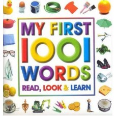 My first 1001 Words Read, Look and Learn