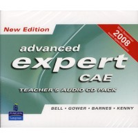 Advanced Expert CAE Teacher's Audio Cd Pack