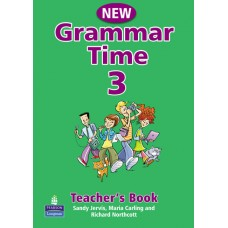 Grammar Time 3 Teacher's Book