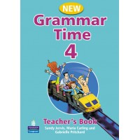 Grammar Time 4 Teacher's Book