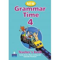 Grammar Time 4 Teacher's Book