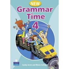 Grammar Time 4 Student's Book