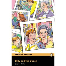 Penguin Readers Easystarts: Billy and the Queen with Cd