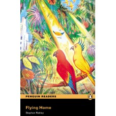 Penguin Readers Easystarts: Flying Home with Cd