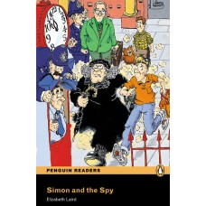 Penguin Readers Easystarts: Simon and the Spy