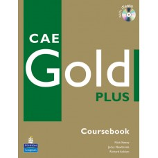 CAE Gold Plus Coursebook