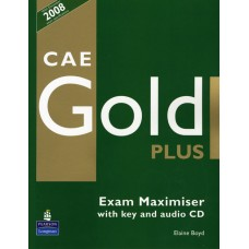 CAE Gold Plus Exam Maximiser