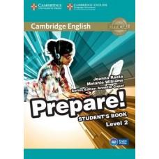 Prepare! Level 2 Student's Book