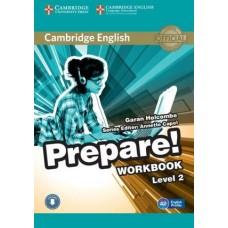 Prepare! Level 2 Workbook with Audio