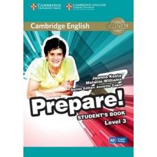 Prepare! Level 3 Student's Book