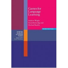 Games for Language Learning 3rd Edition