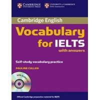 Vocabulary for IELTS with Key and Cd