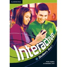 Interactive 1 Student's Book with Web Zone Access