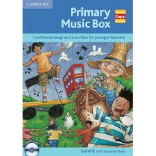 Primary Music Box with Audio CD Traditional Songs and Activities for Younger Learners