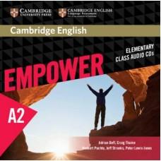 Empower Elementary Class Audio CDs (3)