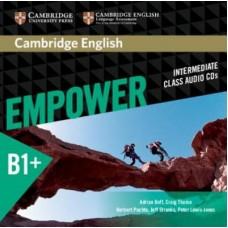 Empower Intermediate Class Audio CDs (3)