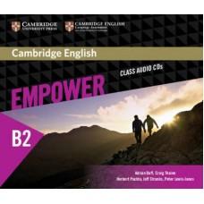 Empower Upper Intermediate Class Audio CDs (3