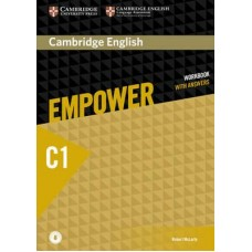 Empower Advanced Workbook with Answers with Downloadable Audio
