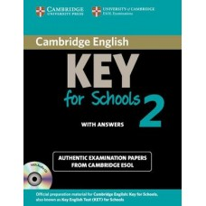Cambridge Key English Test for Schools 2 Pack