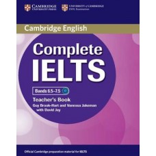Complete IELTS Bands 6.5–7.5 Teacher's Book