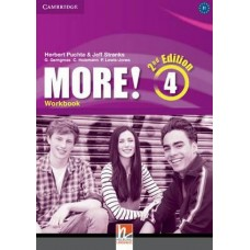 More! 4 Workbook 2nd Edition