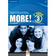 More! 3 Workbook 2nd Edition