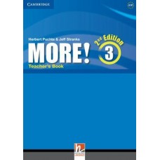 More! 3 Teacher's Book 2nd Edition