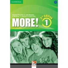 More! 1 Workbook 2nd Edition