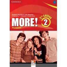 More! 2 Workbook 2nd Edition