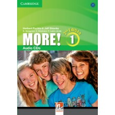 More! 1 Audio CDs (3) 2nd Edition