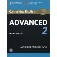 Cambridge English ADVANCED 2 with answers