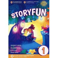 Storyfun for Starters Level 1 Student's Book