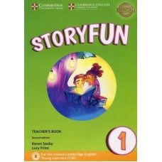 Storyfun for Starters Level 1 Teacher's Book