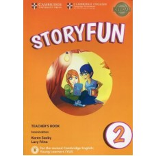 Storyfun for Starters Level 2 Teacher's Book