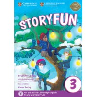 Storyfun for Movers Level 3 Student's Book