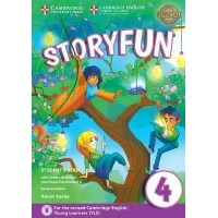 Storyfun for Movers Level 4 Student's Book