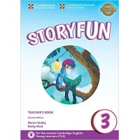 Storyfun for Movers Level 3 Teacher's Book