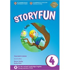 Storyfun for Movers Level 4 Teacher's Book