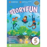 Storyfun for Flyers Level 5 Student's Book