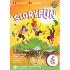 Storyfun for Flyers Level 6 Student's Book