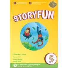 Storyfun for Flyers Level 5 Teacher's Book