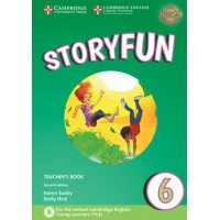 Storyfun for Flyers Level 6 Teacher's Book