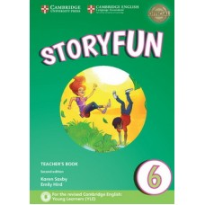 Storyfun for Flyers Level 6 Teacher's Book