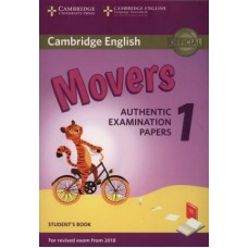 Cambridge English MOVERS 1 Student's Book