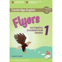 Cambridge English Flyers 1 Student's Book