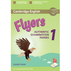 Cambridge English Flyers 1 Student's Book