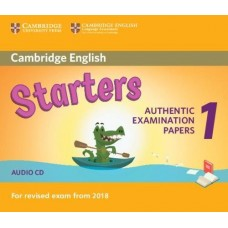 Cambridge English Starters 1 Audio Cd